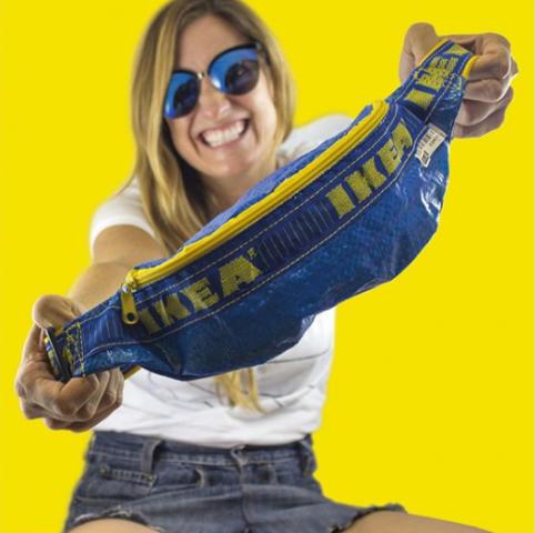 Riñonera IKEA