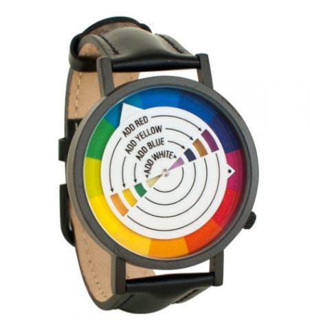 Reloj Color Wheel