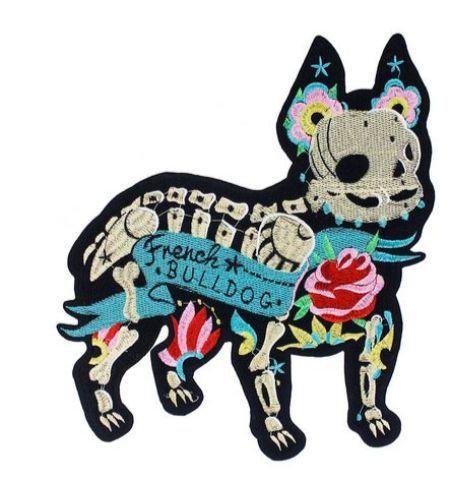 Parche French Bulldog XL
