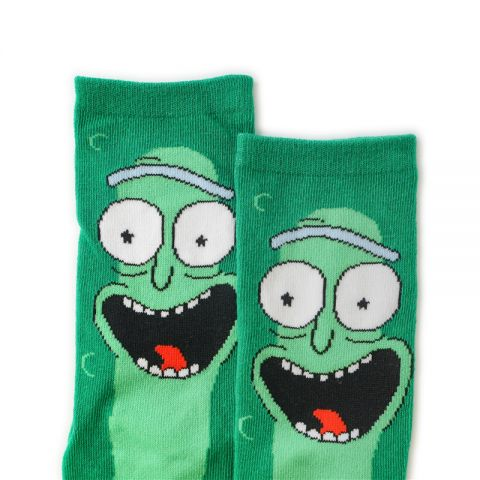 Calcetines Pickle Rick