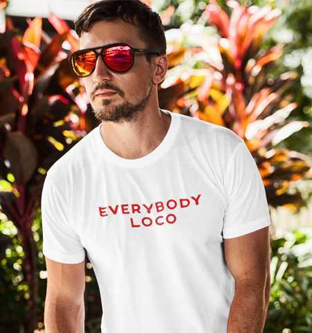 Camiseta H Everybody Loco