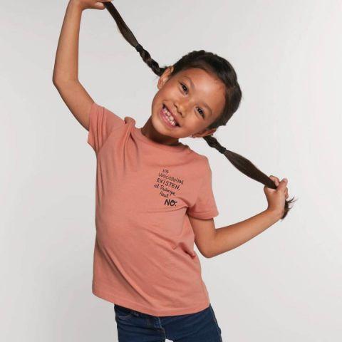 Camiseta corta Unicornios -Bink & Plue-