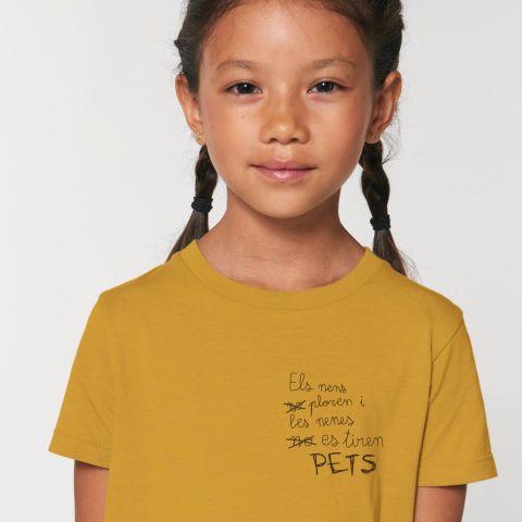 Camiseta corta Pets -Bink & Plue-