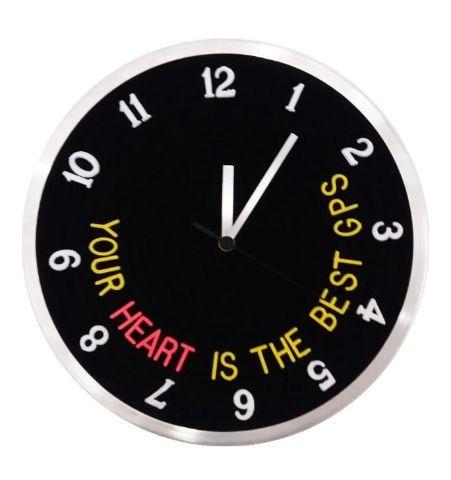Reloj de Pared Modelo Bar