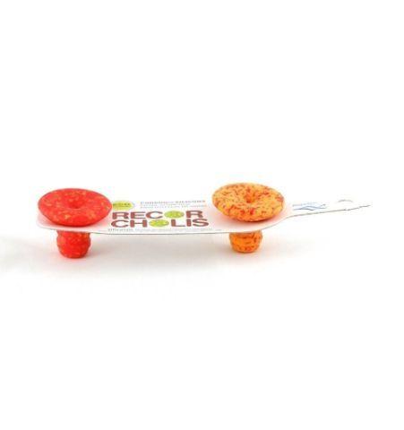 Corchos de silicona Rojo-Naranja