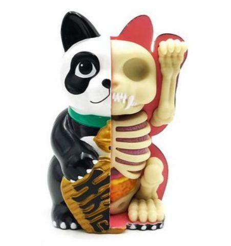 Jason Freeny Lucky Cat Panda