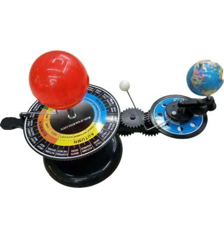 Modelo Didáctico Tierra y Sol