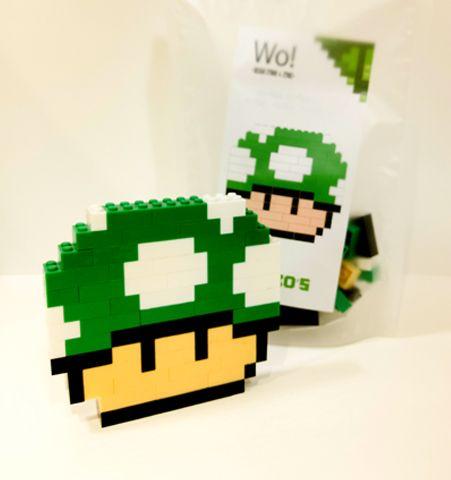 Blockos - Seta Verde