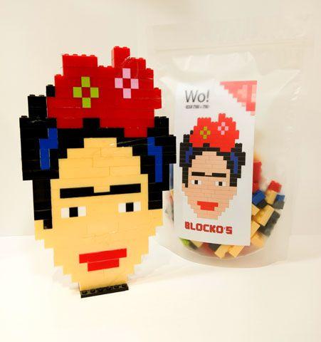 Blockos - Frida