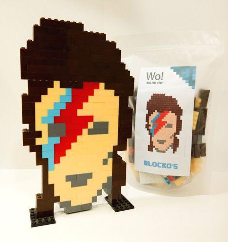 Blockos - Bowie