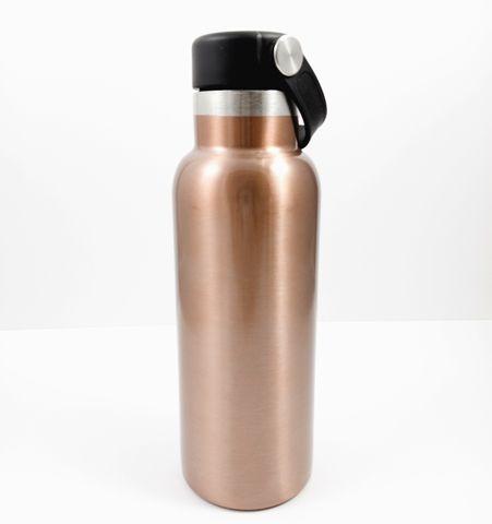 Botella Térmica Acero - Cobre