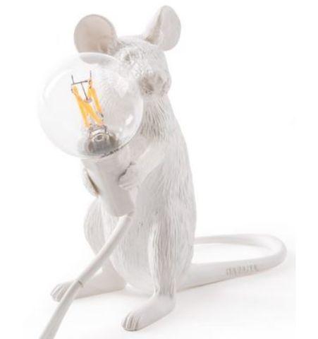 Seletti Lámpara Rata #2 Sentada