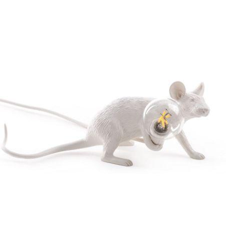Seletti Lámpara Rata #3 Acostada