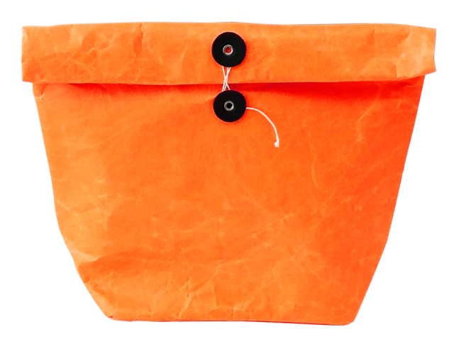 Fiambrera lunch bag Naranja