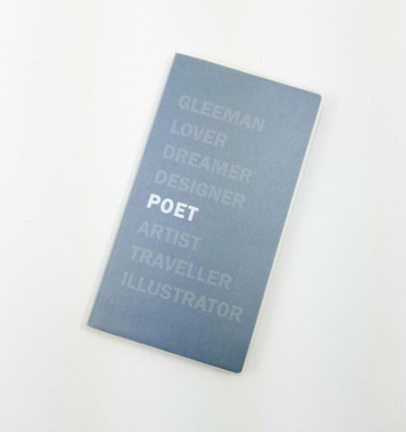 Libreta Poet