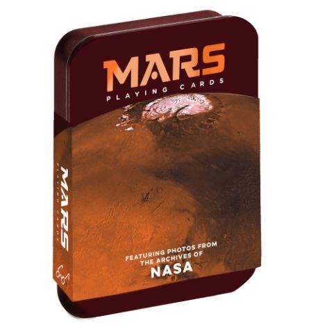 Juego de Cartas Marte