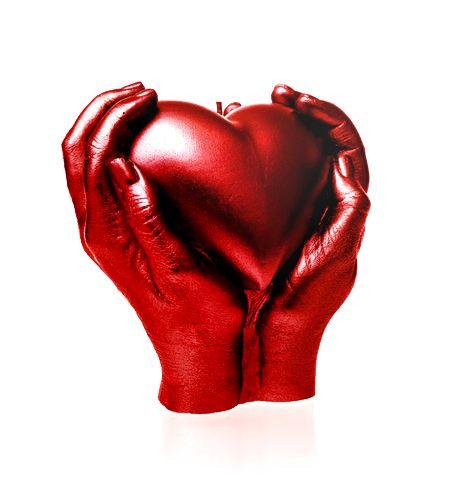 Vela LOVE Red