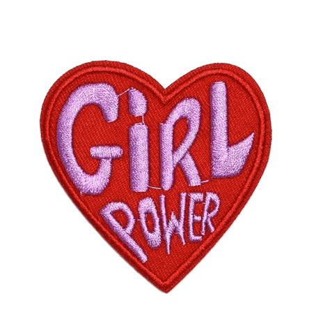 Parche Girl Power