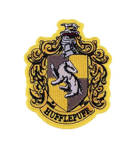 Parche Hufflepuff