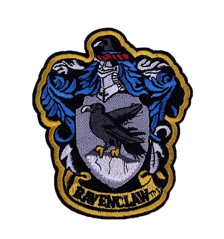 Parche Ravenclaw