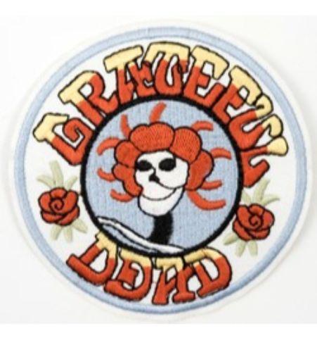 Parche Grateful Dead4