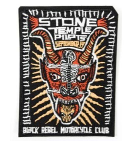 Parche Stone Temple Pilots