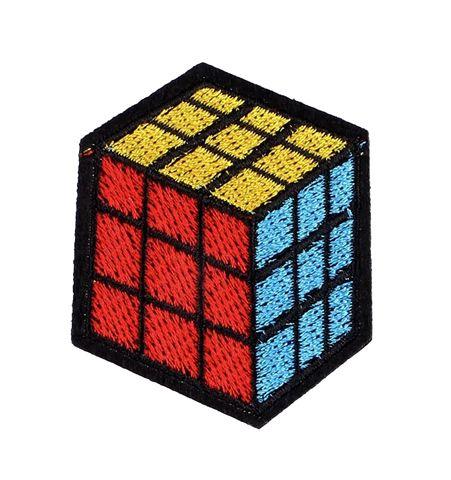 Parche Cubo Rubik