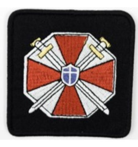 Parche Umbrella Corp. Espadas