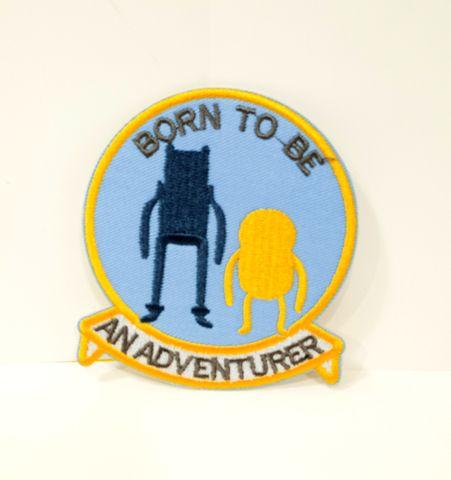 Parche Finn & Jake: Born To Be An Adventurer