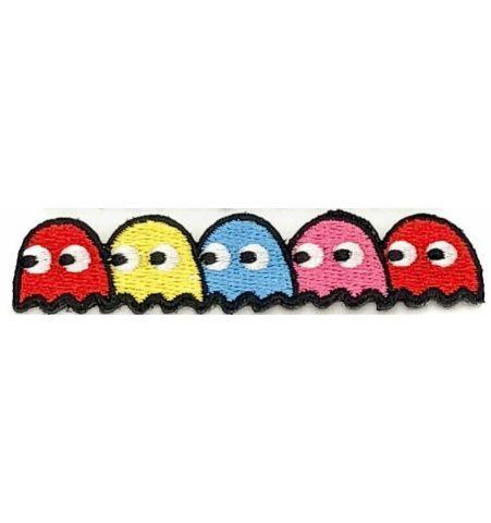 Parche Pacman (Fantasmas)