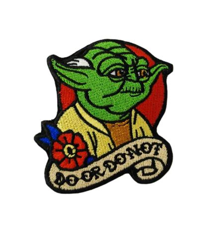 Parche Yoda: Do Or Not Do