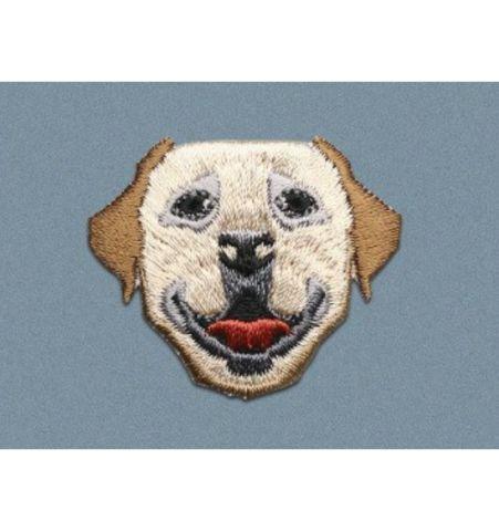 Parche Perro Realista Labrador