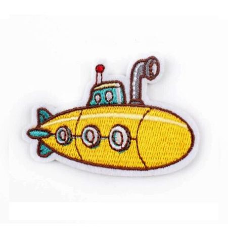 Parche Yellow Submarine