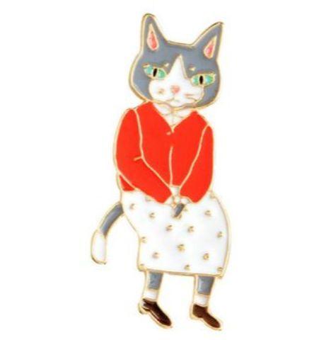 Pin Miss. Cat