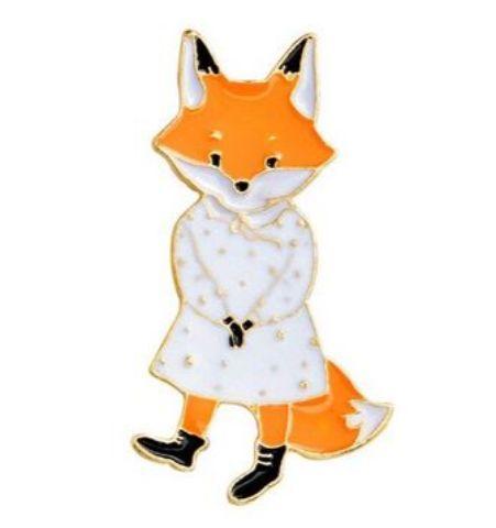 Pin Miss. Fox