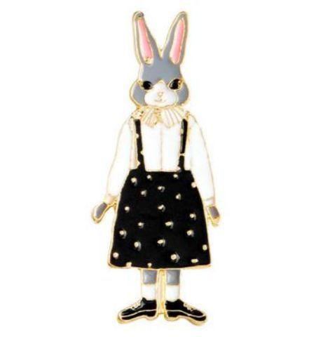 Pin Miss. Rabbit