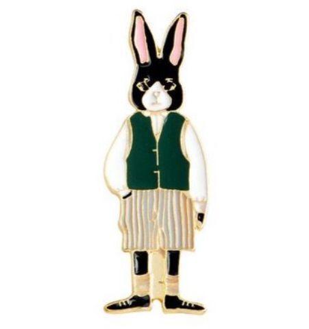 Pin Mr. Rabbit