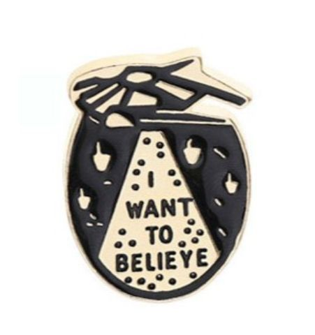 Pin I want to Believe Spaceship