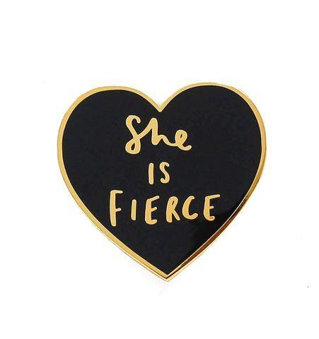 Pin She is Fierce
