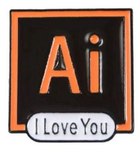 Pin Ai I Love you