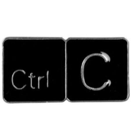Pin Ctrl C