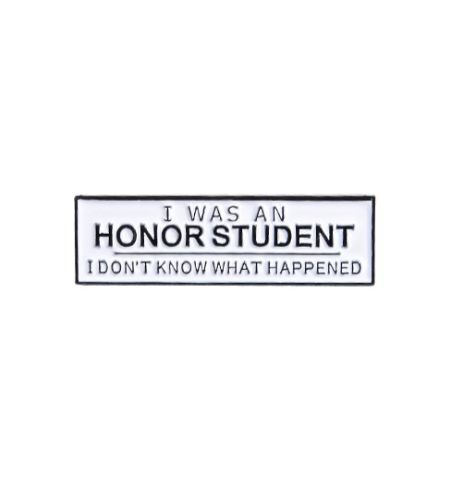 Pin Honor Student