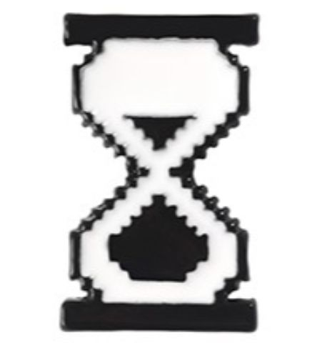 Pin Puntero Reloj Arena