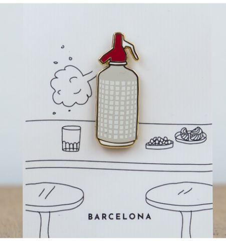 Pin Sifon Barcelona