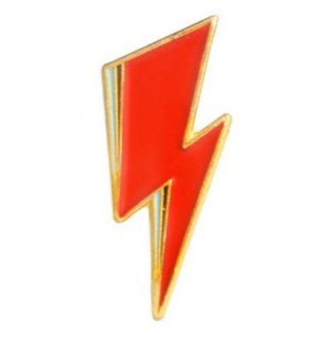 Pin Rayo Bowie